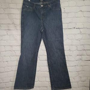 Chicos denim Jean's size 1.5 size 10